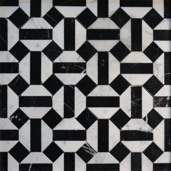 mosaic_sarah_black_p_carrara_black_marble