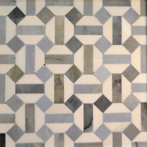mosaic_sarah_blue_p_thassos_alaskan_marble